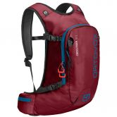 ORTOVOX - Cross Rider 18 S Tourenrucksack Damen dark blood