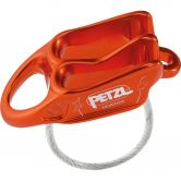 Petzl - Reverso® Belay Devices red orange