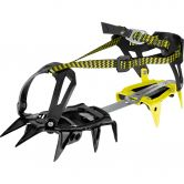 SALEWA - Alpinist Walk Steigeisen black yellow