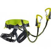Edelrid - Jester Comfort Harness Via Ferrata Set night-oasis