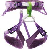 Petzl - Macchu® Klettergurt Kinder violett