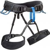 Black Diamond - Momentum DS Harness smoke