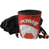 Stubai - Chalkbag Dome M red