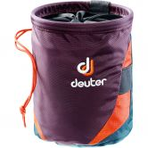 Deuter - Gravity Chalk Bag I aubergine arctic