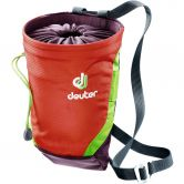 Deuter - Gravity Chalk Bag II papaya aubergine