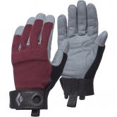 Black Diamond - Crag Gloves Women bordeaux