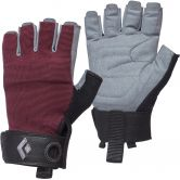 Black Diamond - Crag Half-finger Gloves Women bordeaux