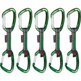 Mammut - Crag Indicator Wire 5er Express Set green