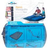 Sea to Summit - Nano Mosquito Pyramid Net Double black