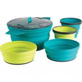 Sea to Summit - X-Set 31 Kochset 2 Pers. pacific blue