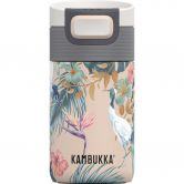 Kambukka - Etna 0,3L Drinking Bottle paradise flower