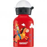 Sigg - Cowboy 0.3l Trinkflasche Kinder rot