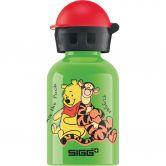 Sigg - Winnie The Pooh 0.3l Trinkflasche Kinder grün