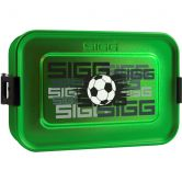 Sigg - Metal Box Plus S Football Green