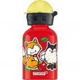 Sigg - Forest 0.3l Trinkflasche Kinder rot