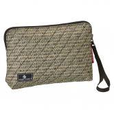 Eagle Creek - Pack-It Original Quilted Reversible Wristlet Cosmetics Bag repeak tan