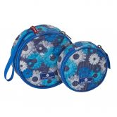 Eagle Creek - Pack-It Original Quilted Circlet Taschenset daisy chain blue