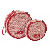 Eagle Creek - Pack-It Original Quilted Circlet Taschenset repeak red