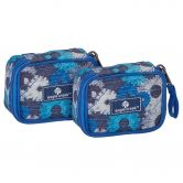 Eagle Creek - Pack-It Original Quilted Mini Cube Bag Set daisy chain blue
