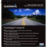 Garmin - City Navigator Europa DVD