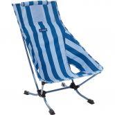 Helinox - Beach Chair Camp Chair blue stripe navy
