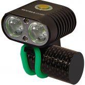 SkiTrab - Aero Stirnlampe 2000LM schwarz