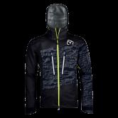 ORTOVOX - 3L Guardian Hardshell Jacket Men black raven