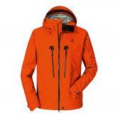 Schöffel - Val d Isere1 Hardshell Jacket Men tangerinetango