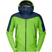 Norrona - falketind GTX Hardshell Jacket Men bamboo green