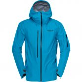 Norrona - lofoten GTX Active Hardshell Jacket Men blue moon