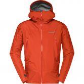 Norrona - falketind GTX Hardshell Jacket Men pureed pumpkin
