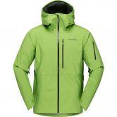 Norrona - Lofoten Gore-Tex Hardshell Jacket Men foliage