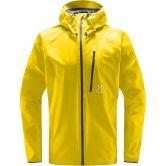 Haglöfs - L.I.M Hardshell Jacket Men signal yellow