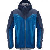 Haglöfs - L.I.M Comp Hardshell Jacket Men storm blue tarn blue