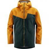 Haglöfs - Stipe Hardshell Jacket Men mineral desert yellow