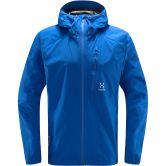 Haglöfs - L.I.M Hardshell Jacket Men storm blue
