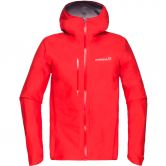 Norrona - Bitihorn GTX Active 2.0 Hardshell Jacket Men tasty red