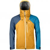 ORTOVOX - 3L Ortler Jacket Men yellowstone