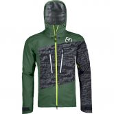 ORTOVOX - 3L Guardian Shell Jacket Men green forest