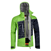 ORTOVOX - 3L Guardian Hardshell Jacket Men matcha green