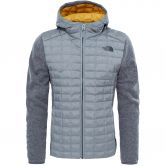 The North Face® - Thermoball Gordon Lyons Hoody Herren monument grey