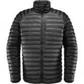 Haglöfs - Essens Mimic Isolationsjacke Herren magnetite true black
