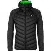 SALEWA - Fanes Sarner Down Hybrid Jacket Men black out