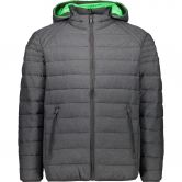 CMP - Zip Hood Winter Jacket Men antracite