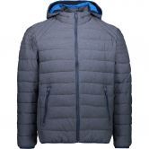 CMP - Zip Hood Winter Jacket Men blue ink