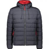 CMP - Fix Hood Winter Jacket Men antracite