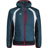 Montura - Vulcan Hoody Insulating Jacket Men blu cenere rosso