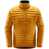 Haglöfs - Essens Mimic Isolationsjacke Herren desert yellow mineral