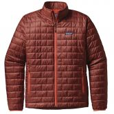 Patagonia - Nano Puff Jacket Men cinder red