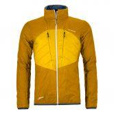 ORTOVOX - Swisswool Dufour Jacket Men yellow